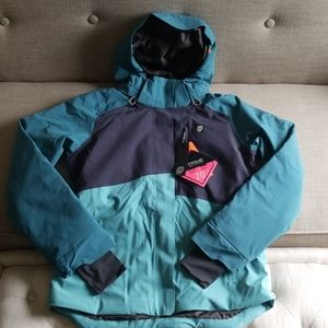 Womens Orage Ski Jacket,New/Tags,Large, Exclusive